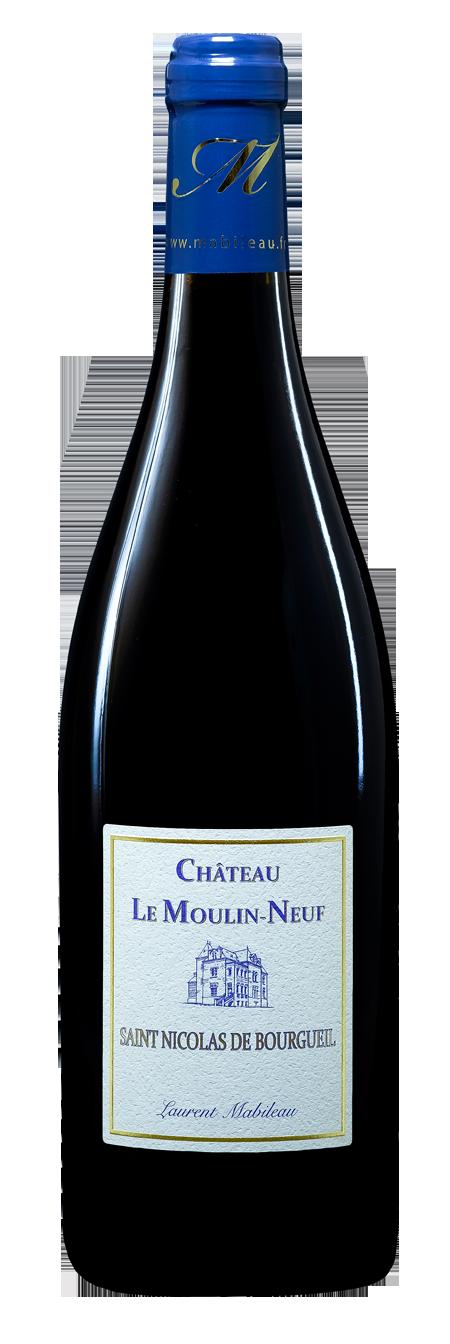 Vin Bourgueil Laurent Mabileau