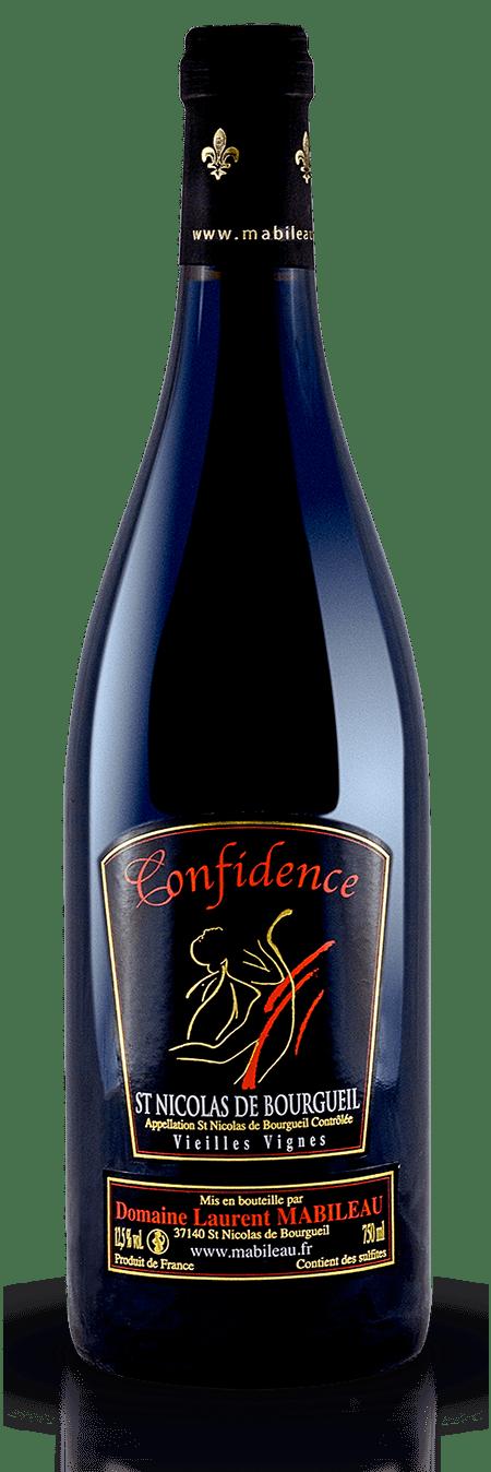 Vin Saint Nicolas de Bourgueil - Confidence